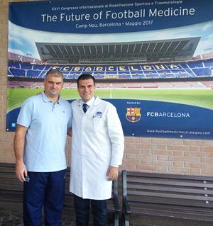 Program zagrijavanja za prevenciju sportskih ozljeda FIFA 11plus