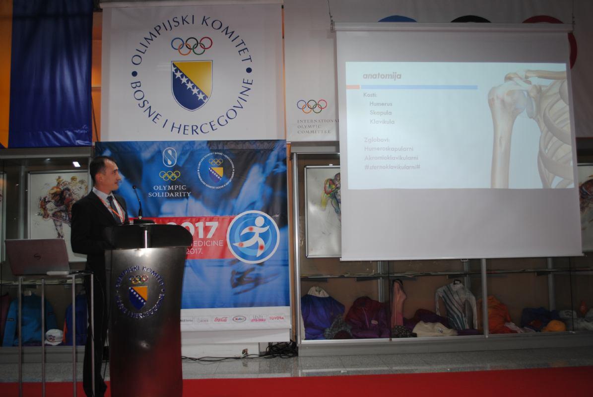 Prvi seminar sportske medicine Sarajevo