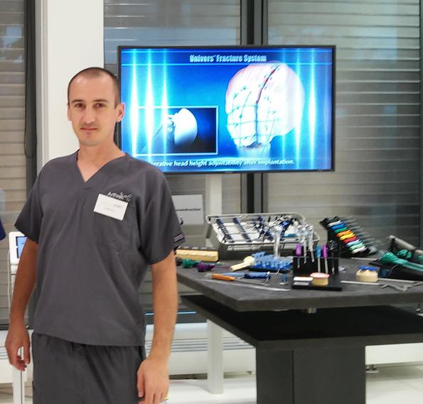 Nove tehnike artroskopije ramena