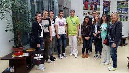 Posjet učenika Srednje medicinske škole iz Rijeke