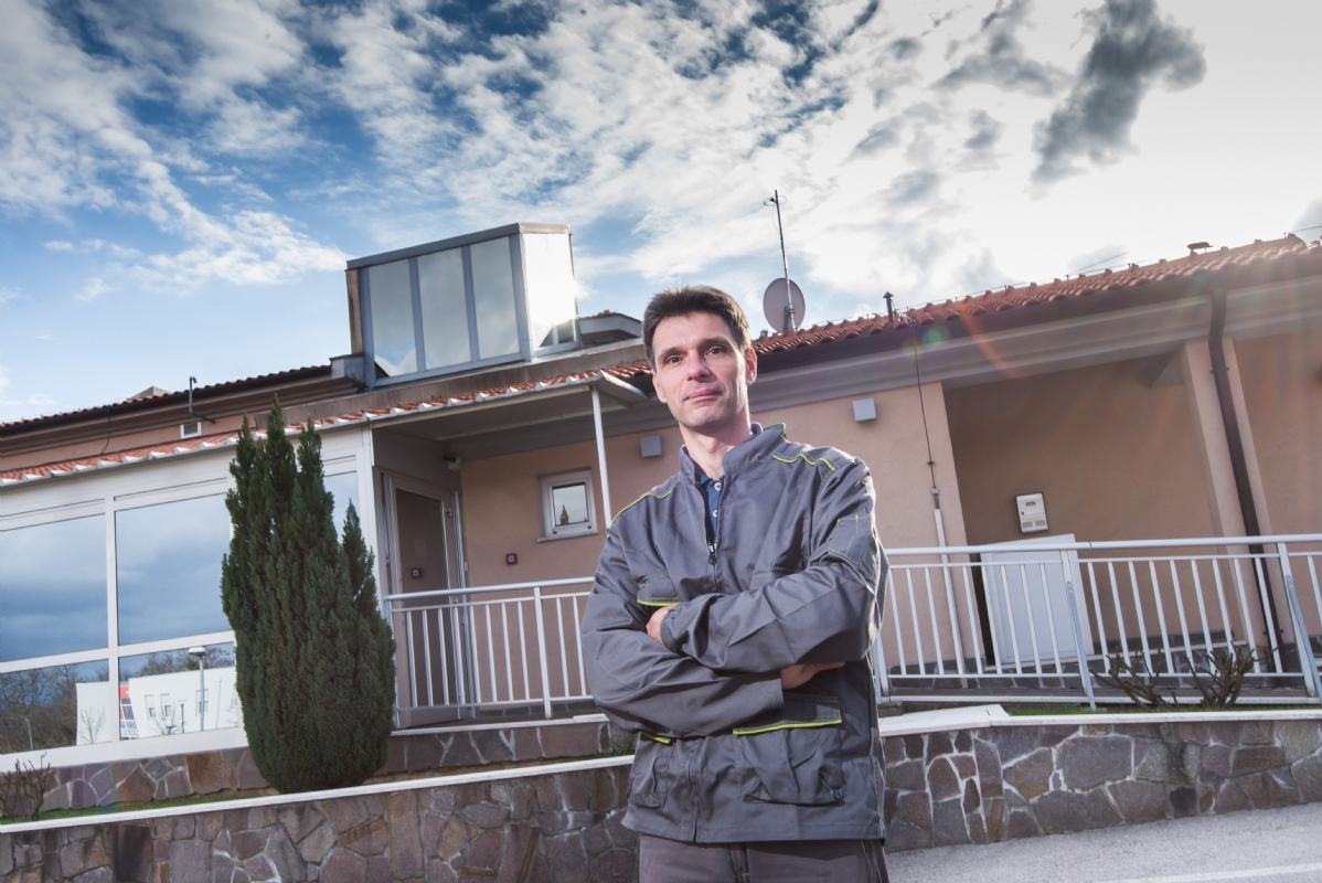 Kristijan Jerčinović - janitor