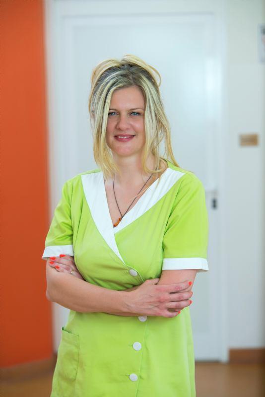 Diana Ćuk - administrator