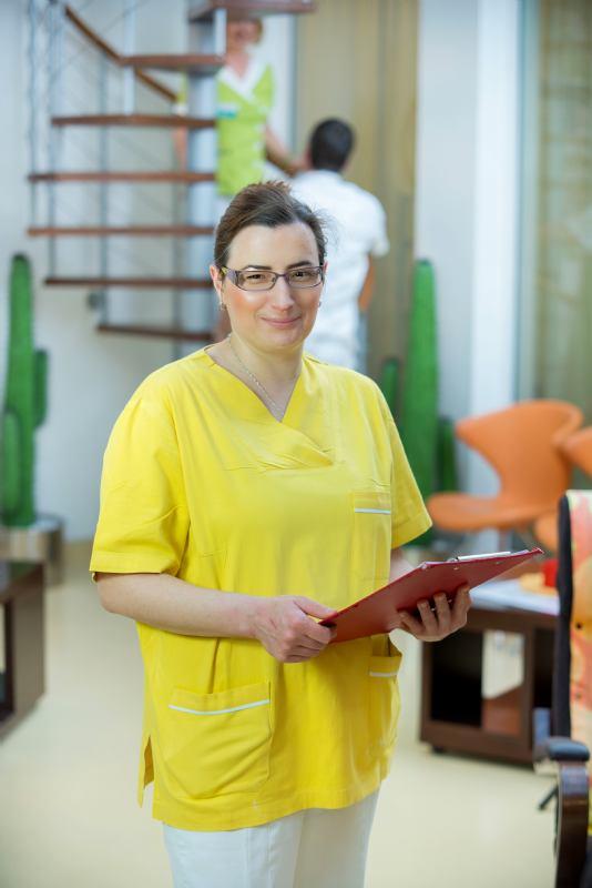 Marina Samsa - cleaner