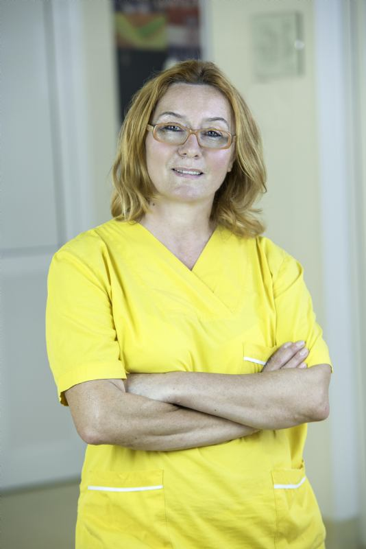 Irena Veselinović - cleaner