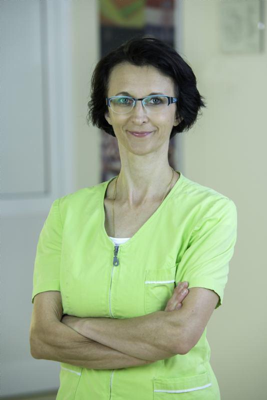Roberta Buršić, bacc. ms. - unit medical nurse