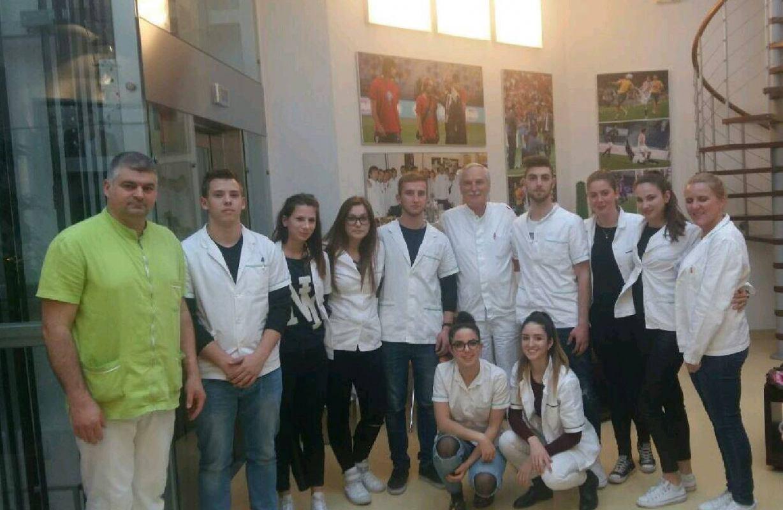 Posjeta učenika Medicinske škole iz Rijeke