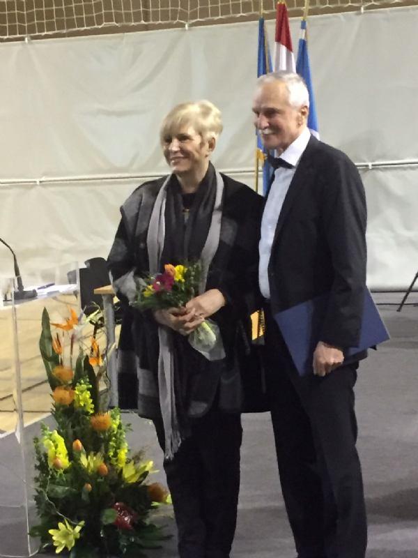 Nagrada za životno djelo Prof. dr. sc. Borisu Nemec
