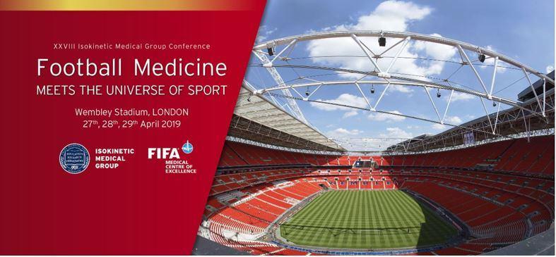 Međunarodna konferencija FIFA i Isokinetic Grupa London 2019